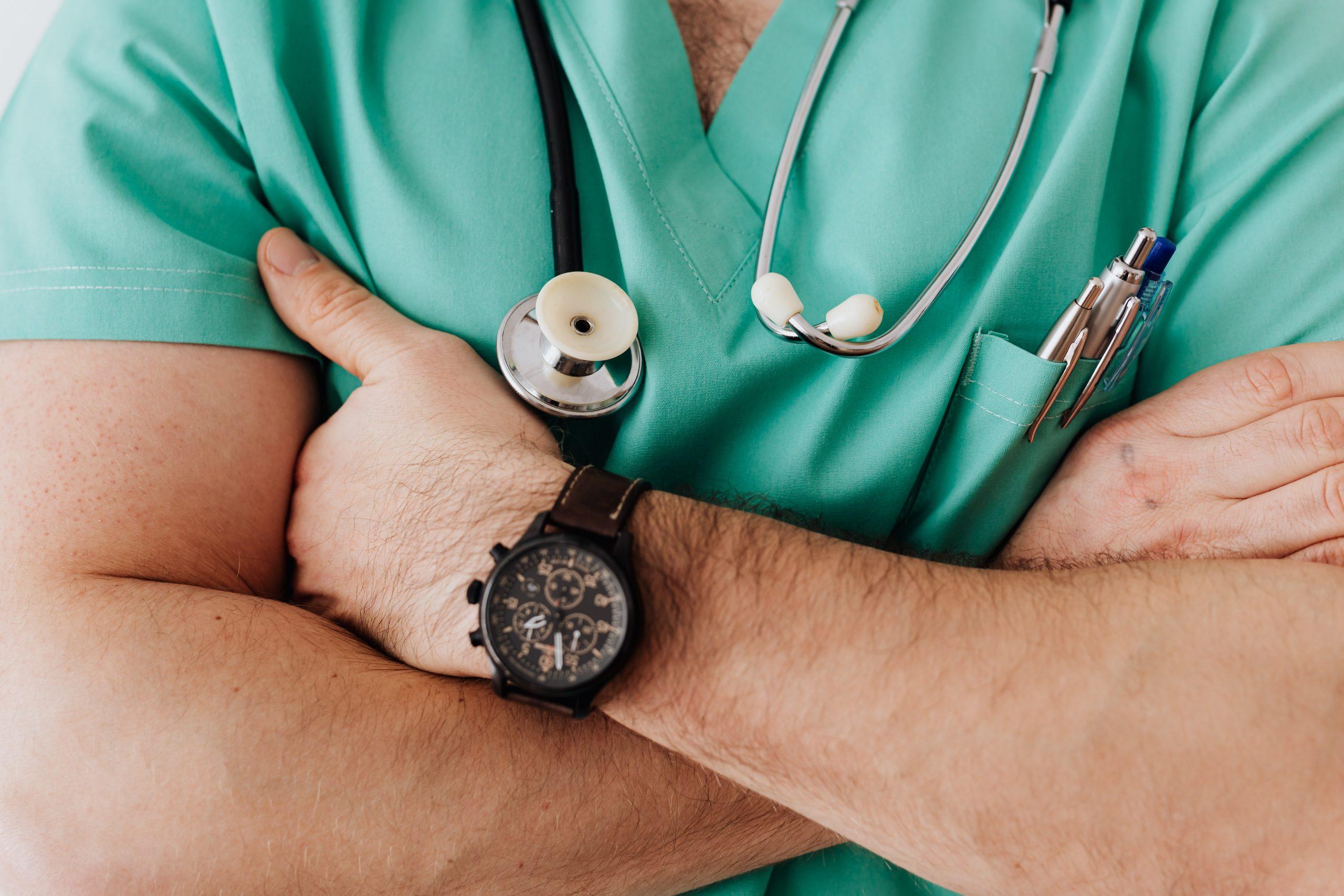 Ärzte stehen auf