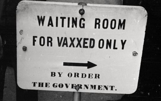 Impfpässe stoppen!