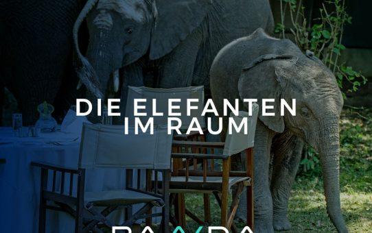 Die Elefanten im Raum