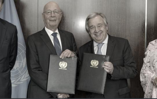 """Was ist die """"globale öffentlich-private Partnerschaft""""?"""